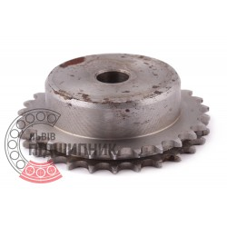 05B-2 Roller chain sprocket T- 27, d-12mm