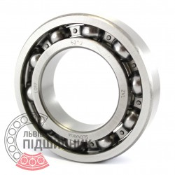 Deep groove ball bearing 87001620910 Oros [ZVL]