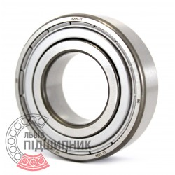 6205-2Z [SKF] Deep groove ball bearing