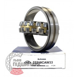 Spherical roller bearing 1.327.572 Oros [Kinex]