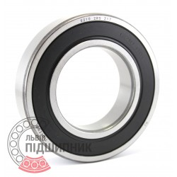 6210 2RS [Timken] Deep groove ball bearing