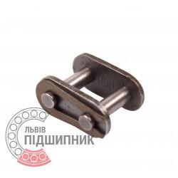 Звено соедин. роликовой цепи 06B-1