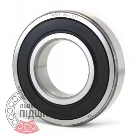 6207 2RS [Timken] Deep groove ball bearing