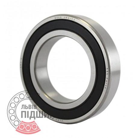 TIMKEN 6009 2RS Radial Ball Bearing 45mm x 75mm x 16mm Sealed C3