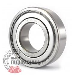 6205-2ZR [ZVL] Deep groove ball bearing