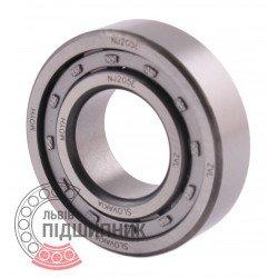 NJ205 E [ZVL] Cylindrical roller bearing