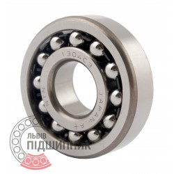 1304SC3 [NTN] Self-aligning ball bearing