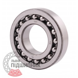 1207 [SNR] Double row self-aligning ball bearing