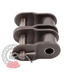 06B-2 [Dunlop] Ланка ланцюга перехідна (ПР-9.525 мм)