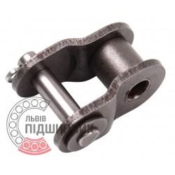 06B-1 [Dunlop] Звено цепи переходное (ПР-9.525 мм)