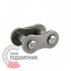 08A-1 [Dunlop] Roller chain connecting link