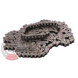 10B-1 [Dunlop] Simplex steel roller chain (pitch- 15.875mm)