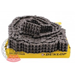 08B-3 [Dunlop] Triplex steel roller chain (pitch- 12.7mm)