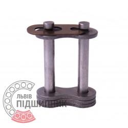 06B-2 [Dunlop] Ланка ланцюга з'єднувальна (ПР-9.525 мм)