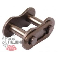 06B-1 [Dunlop] Ланка ланцюга з'єднувальна (ПР-9.525 мм)
