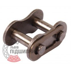 04B-1 [Dunlop] Roller chain connecting link (t-6 mm)