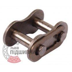 04B-1 [Dunlop] Ланка ланцюга з'єднувальна (ПР-6 мм)