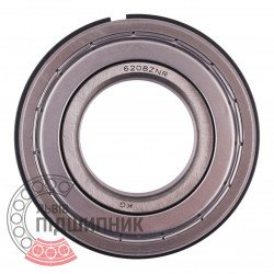 6208ZNR Deep groove ball bearing
