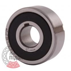 CSK8PP One way Bearing with Keyway Sprag Freewheel Backstop Clutch