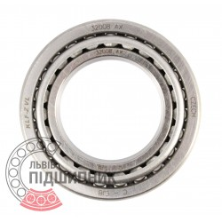 Tapered roller bearing 86626475 New Holland, 025097 Geringhoff [ZVL]