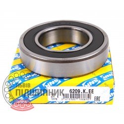 6209.EE [SNR] Deep groove sealed ball bearing