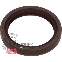 Oil seal 55х72х10 B1BASLRDX7 (FPM) - 20020462B [Corteco]