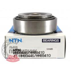 HM89446/10 [NTN] Tapered roller bearing