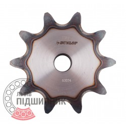 Зірочка привідна 16B-1 роликового ланцюга - крок 25.4мм, Z - 10 [Dunlop]