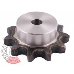 Plain bore roller chain sprocket 20B-1 - pitch 31.75mm, 11 Teath [Dunlop]