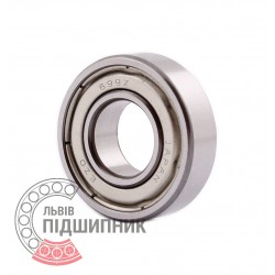 699 ZZ | 619/9-2Z [EZO] Miniature deep groove ball bearing