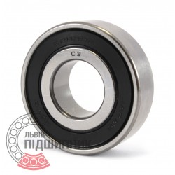 6203 2RSC3 [Koyo] Deep groove ball bearing