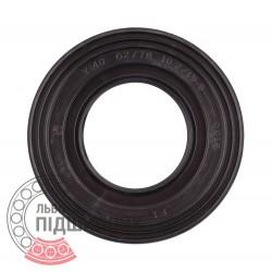 Oil seal 40х62/78х10,2/15,5 ТС4Y