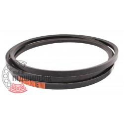 Ремень узкопрофильный вентиляторный 943224 [Claas] SPB 1500 Harvest Belts [Stomil]