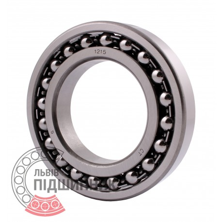 1215 [CPR] Double row self-aligning ball bearing
