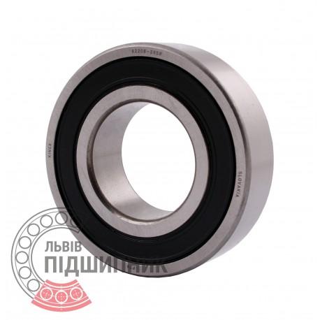 62208-2RSR [Kinex] Deep groove sealed ball bearing