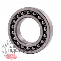 1210 [GPZ-34 Rostov] Double row self-aligning ball bearing