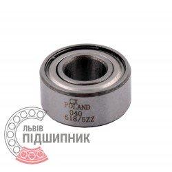 1000085 | 628/5-ZZ [CX] Мініатюрний кульковий підшипник