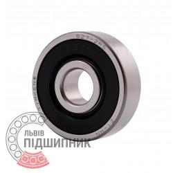 627 2RS [Timken] Miniature deep groove ball bearing