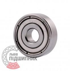 626 SZZ | 626.H.ZZ [EZO] Miniature deep groove ball bearing - stainless