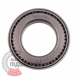 32007 Tapered roller bearing