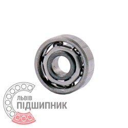 1000081 | 681 S | 681.H [EZO] Мініатюрний кульковий підшипник, нержавіюча сталь