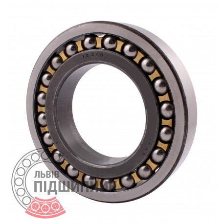 1221 [CPR] Double row self-aligning ball bearing