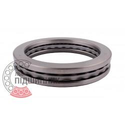 51126 Thrust ball bearing
