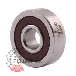 604 2RS [CX] Miniature deep groove ball bearing