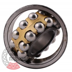 Self-aligning ball bearing 2313 [HARP]