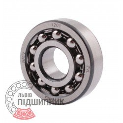 1201 [ZVL] Double row self-aligning ball bearing
