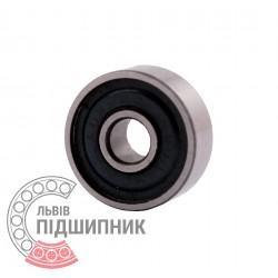 624Z | 80024С17 [GPZ] Miniature deep groove sealed ball bearing