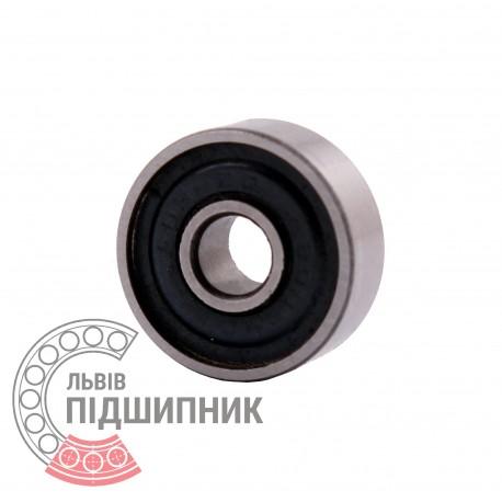 80024С17 | 624Z [ГПЗ] Мініатюрний кульковий закритий підшипник