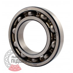 6219 C3 [ZKL] Deep groove open ball bearing
