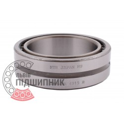 NA4915 R [NTN] Needle roller bearing with inner ring